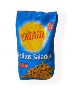 PALITOS SALADOS DANAL X 1 KG